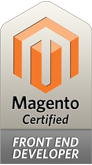 Magento Certified Front End Developer
